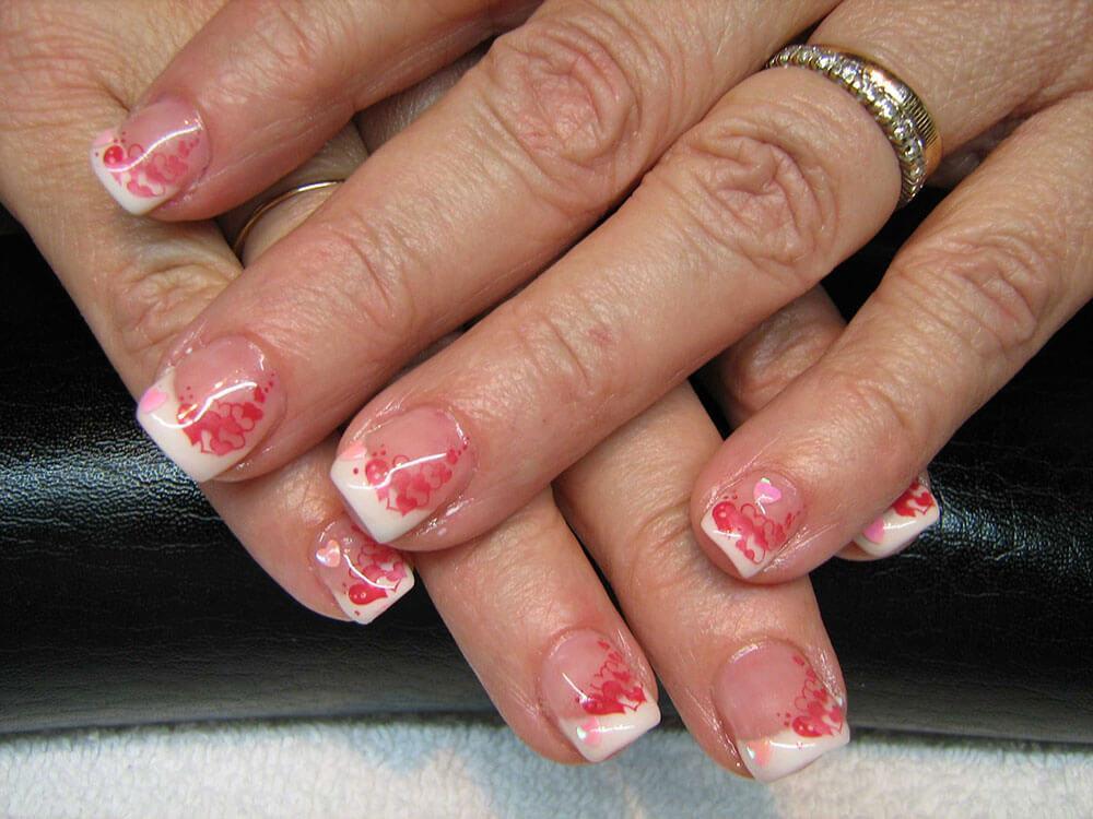 heart nail art (2)