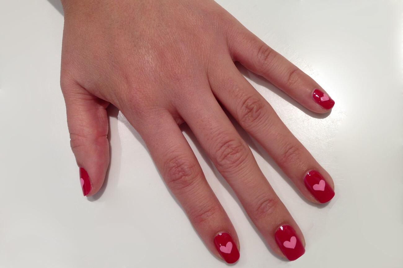 heart nail art (5)