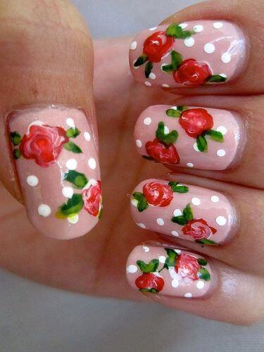 en décorer un avec des fleurs (13)