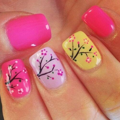 en décorer un avec des fleurs (6)