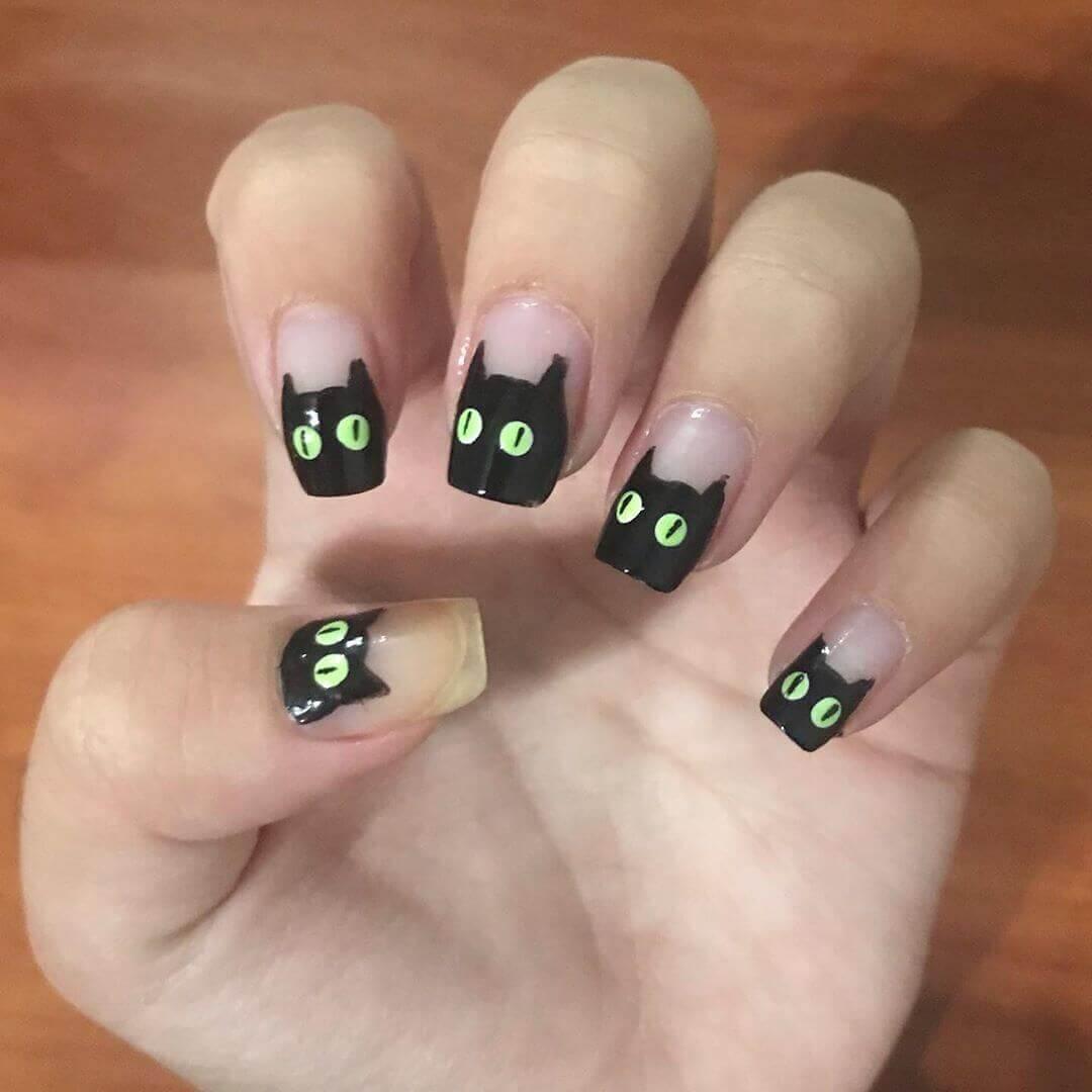griffes de chat décorées facile