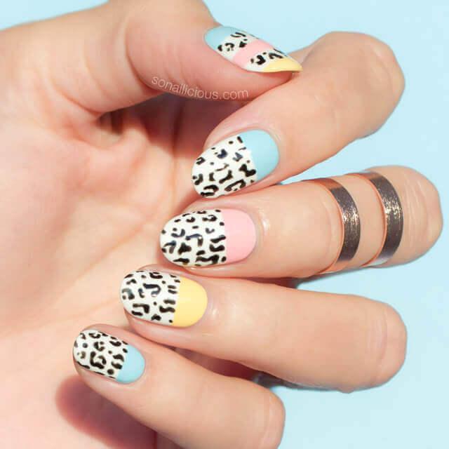 Griffes de léopard