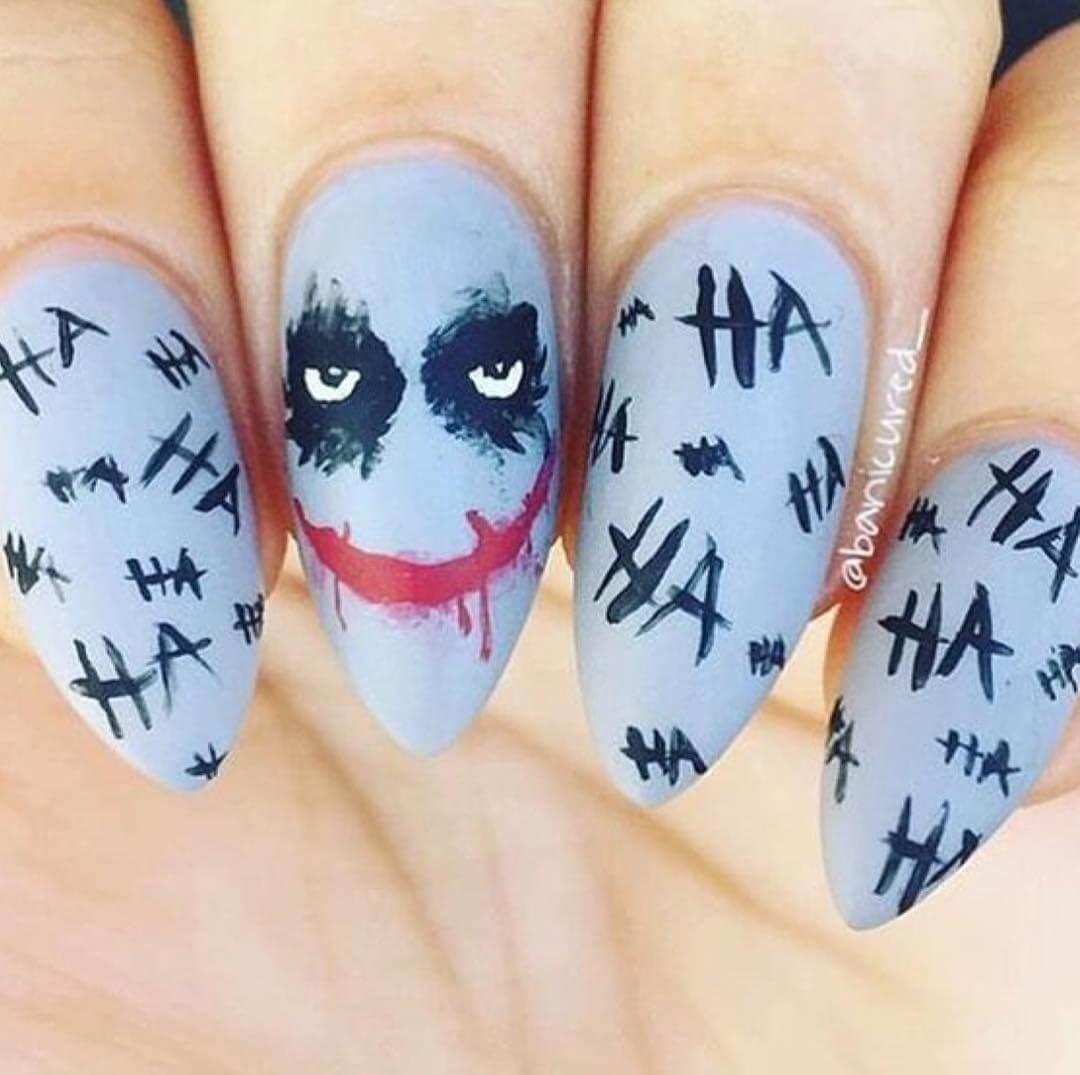 halloween nails guason