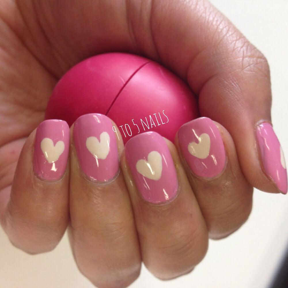 Ongles d'amour Ongles de la Saint-Valentin (12)