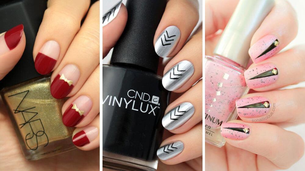 Images de ongles décorés