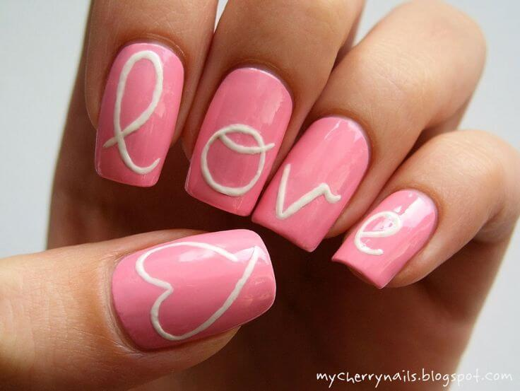 ongles nail art valentines (11)