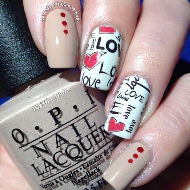 ongles nail art valentines (8)
