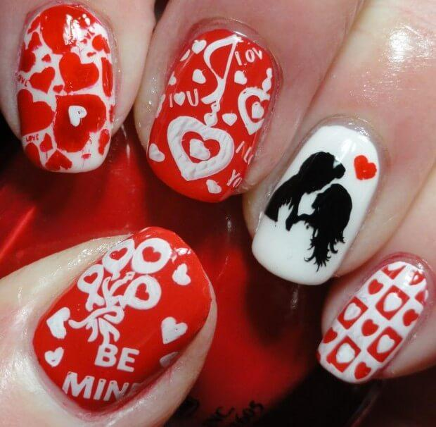 ongles d'amour (2)