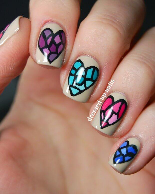 ongles d'amour (5)