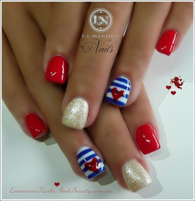 ongles d'amour (9)