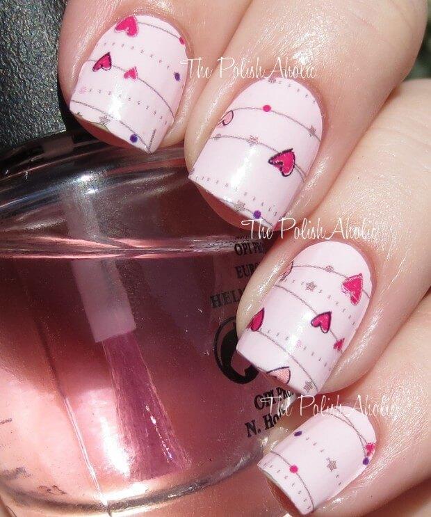 ongles d'amour jour de la saint valentin (12)