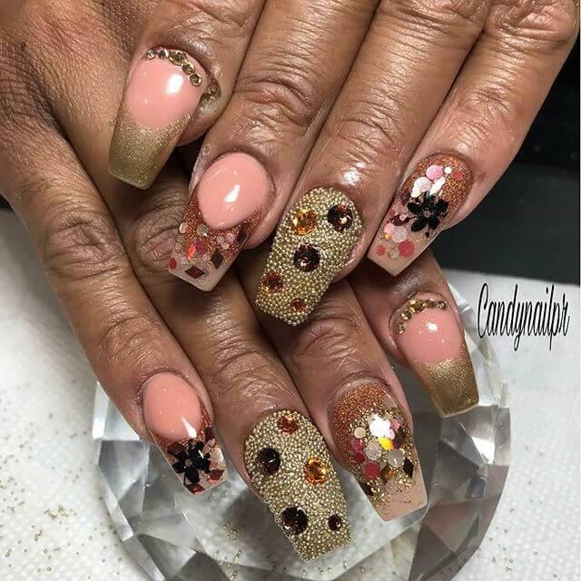 ongles de caviar professionnels