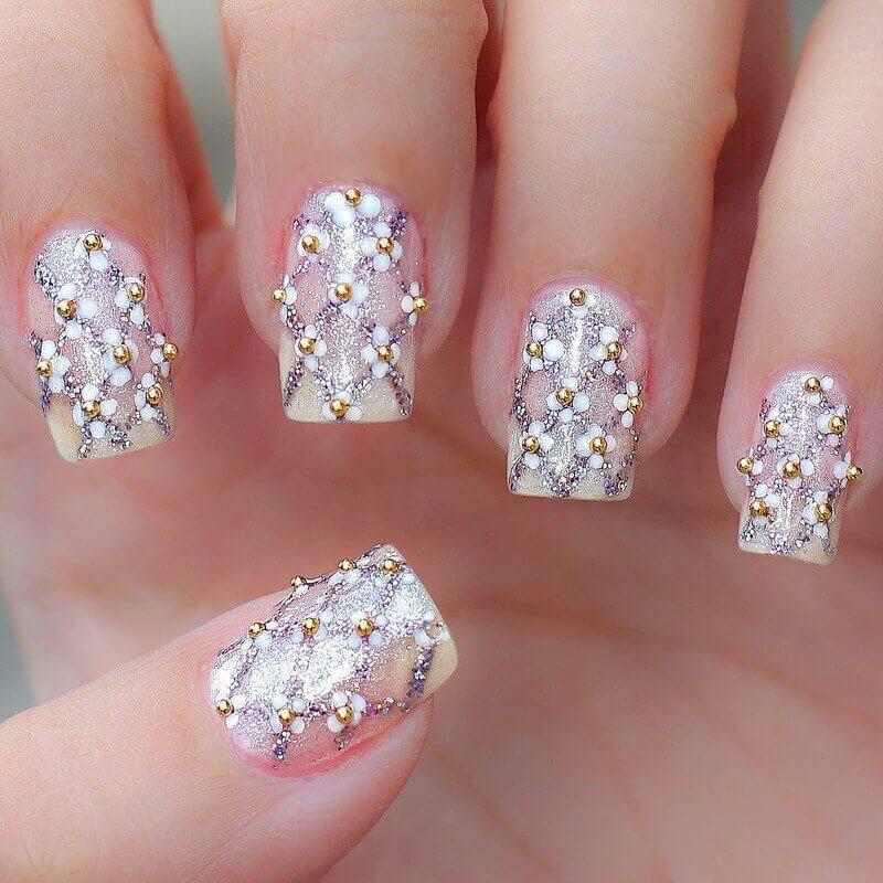 ongles de pierre