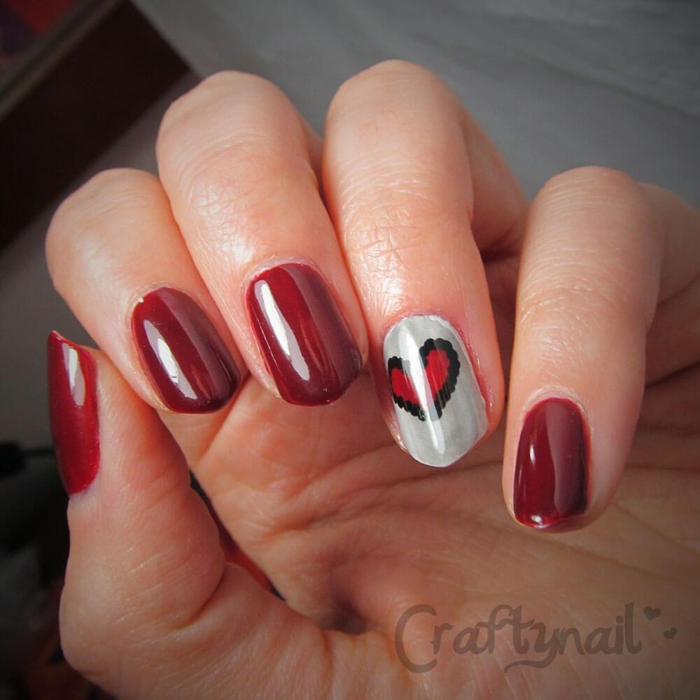 cœurs décorés (3)