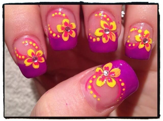 certaines décorées de fleurs (9)