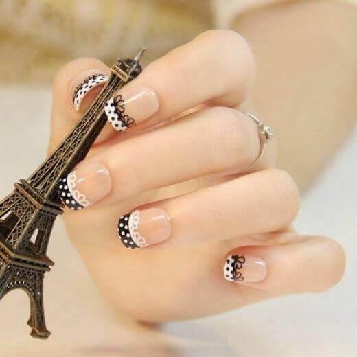 Style français délicat