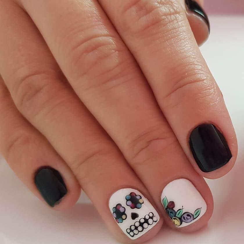 ongles simples avec catrine